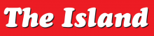 Logo of The Island newspaper Sri Lanka