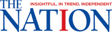 Logo of The Nation newspaper Thailand