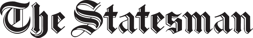 Logo of The Statesman newspaper India